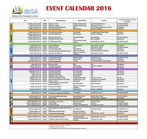 ibisa event calendar ibisa aruba pinterest