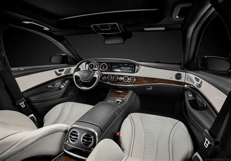 The 10 Best Car Interiors In The World Today