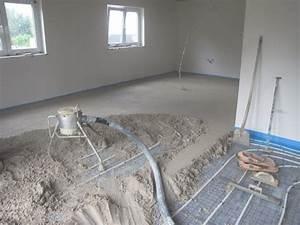 Estrichaufbau Mit Fußbodenheizung : bodenbau klos estrich auf fu bodenheizung konventionell ~ Michelbontemps.com Haus und Dekorationen