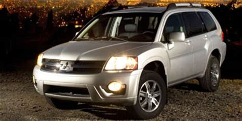 2007 Mitsubishi Endeavor Reviews by 2007 Mitsubishi Endeavor Review Ratings Specs Prices