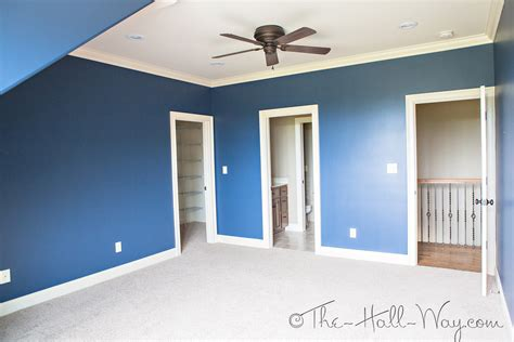 colors styles and other design decisions the hall way