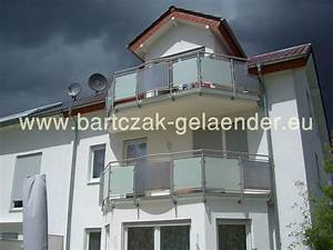 Balkongeländer Glas Anthrazit : bartczak gelaender balkongel nder metall balkongel nder verzinkt aus polen ~ Michelbontemps.com Haus und Dekorationen