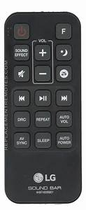 Buy Lg Akb74935601 Sound Bar System Remote Control