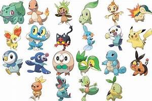 MightyMagikarp's Super Awesome Pokemon Starter Ranking ...