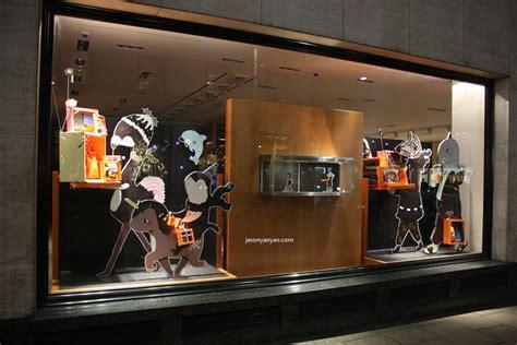 hermes retail design blog