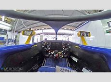 Sauber reveal a 360degree perspective of Halo · F1 Fanatic