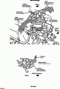 2000 Ford Windstar Firing Order Diagram