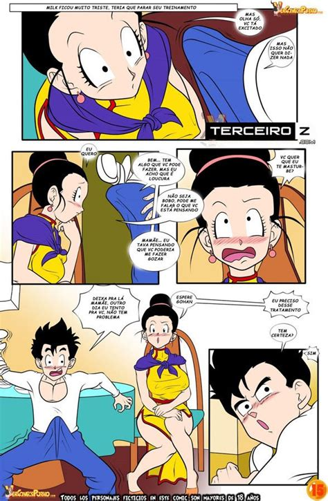 Dragon Ball Z Vegeta Bulma