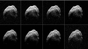 News | Radar Images Provide New Details on Halloween Asteroid