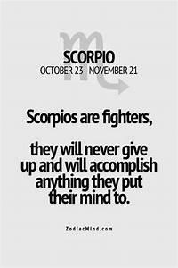 Best 25+ Scorpi... Zodiac Sign Scorpio Quotes