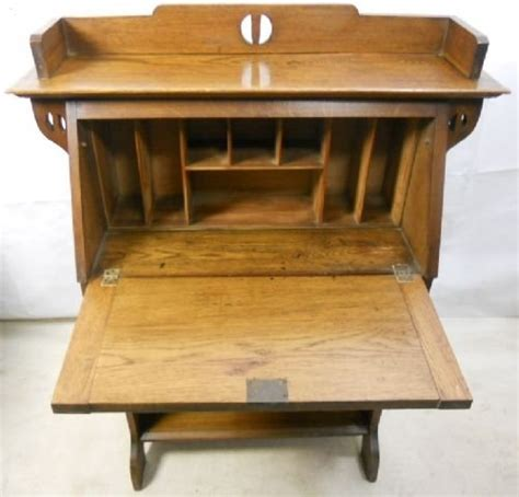 oak writing bureau uk arts craft oak writing bureau desk craft oak
