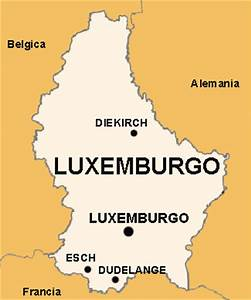 Datos Básicos de Luxemburgo