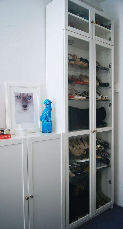 Billy Bookcase Closet Organizer by Ikea Billy Bookcase Gt Turned Shoe Closet Craft Room
