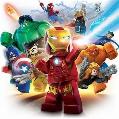 Lego Marvel Super Heroes Superheroes Icon Getdrawings