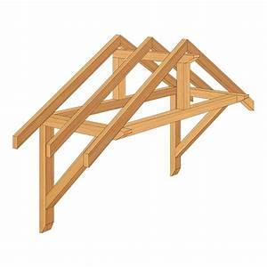 Vordach Holz Komplett : vordach holz f r die haust r holzvordach g nstig kaufen ~ Articles-book.com Haus und Dekorationen