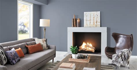 blue living room ideas and inspiration behr