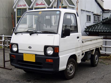 File Subaru Sambar Truck 5th Generation 001 Jpg
