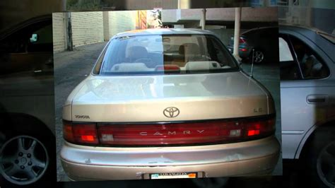 Angeles Used Cars by Used 1994 Toyota Camry Le For Sale In Los Angeles Ca