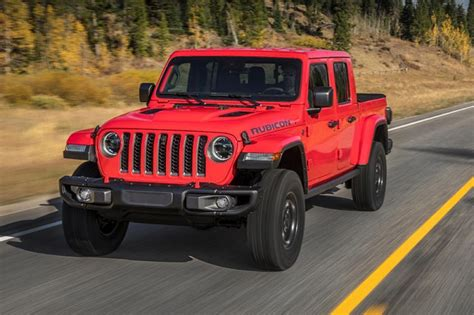 Jeep Truck 2020 Price by 2020 Jeep Gladiator Price Specs Mpg Diesel 2020