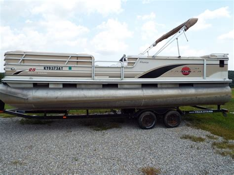 Used Flats Boats Ta by Pontoon Boat Engine Pictures To Pin On Pinsdaddy