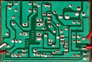 12v  24v  1 Amp Mosfet Smps Circuit