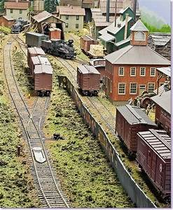 Passing Siding East Of The Blue Ridge  Modeltrainsets