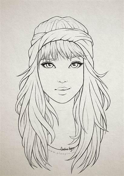 Drawing Pencil Drawings Sketches Gifs Nyman Caroline