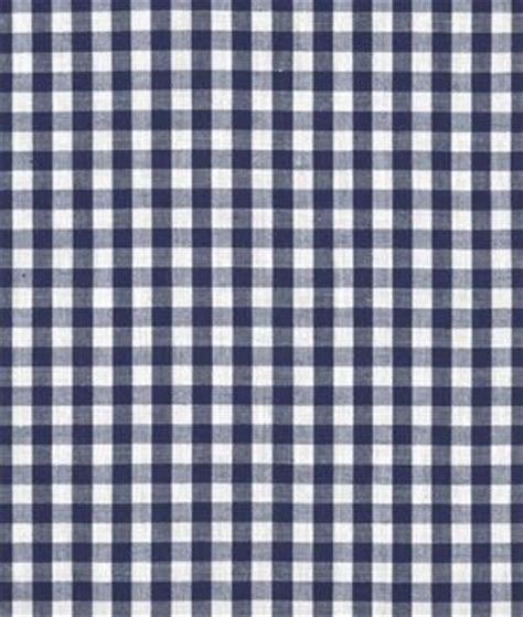 1 4 quot navy blue gingham fabric