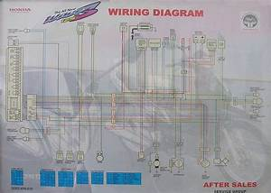 Info Manual  Wave 125 S Panel Repair