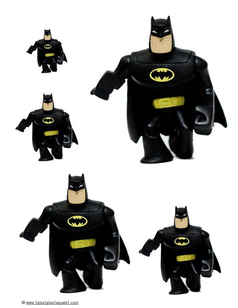 1 1 1 1 batman preschool pack 450 | Batman Size Sorting