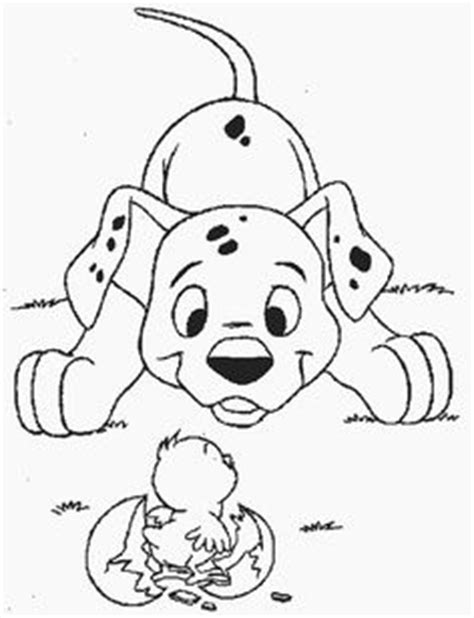 1000+ images about Coloring Pages {101 Dalmations} on Pinterest | 101 dalmatians, Dalmatians and