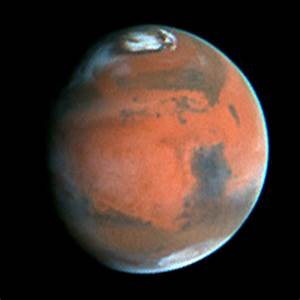 Latest Hubble Images of Mars - Pics about space