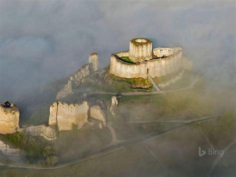 gayal castle leandelis france  bing wallpaper preview