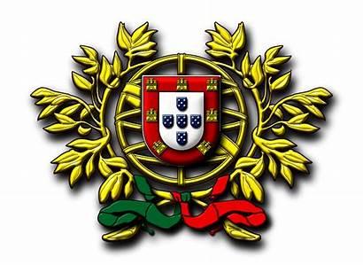 Portugal Arms Coat Emblem Flag Heraldry Crawford