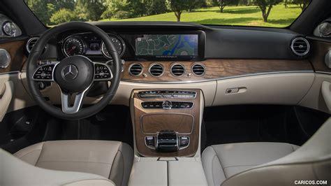 mercedes  class  interior