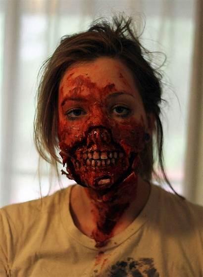 Zombie Makeup Costume Realistic Tutorial Dead Halloween