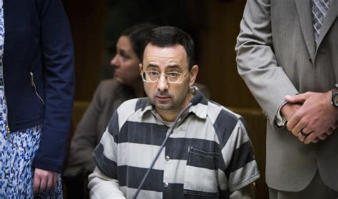 Ex Usa Gymnastics Doctor Pleads Guilty To Molestation