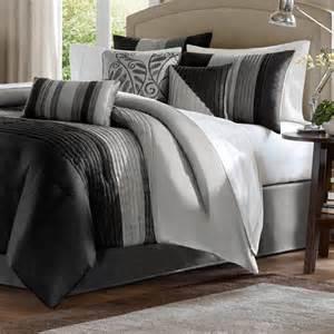madison park amherst 7 piece comforter set reviews wayfair