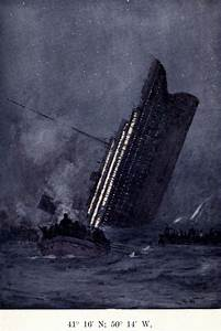 The Titanic U0026 39 S Terrifying Last Moments Before Sinking To