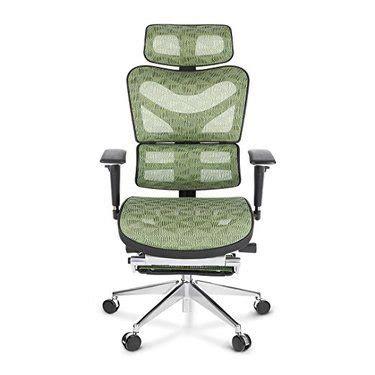 chaise ergonomique mal de dos fauteuil de bureau gaming faux cuir noir noblechairs