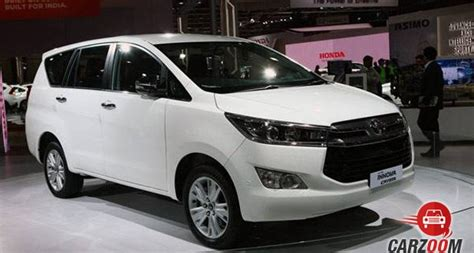 toyota innova crysta  images pictures hd