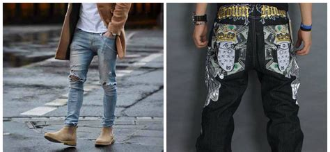 Mens jeans 2018 styles and trends for fashionable jeans trends 2018