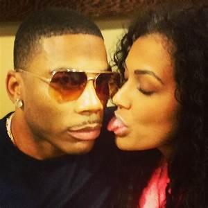 Nelly Still FOOLING AROUND with FLOYD's ol LADY SHANTEL ...