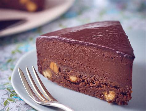 julie cuisine recettes gâteau fraîcheur au chocolat de hermé recettes femme actuelle