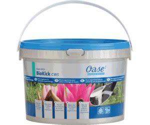 oase aquaactive biokick cws starterkulturen  liter ab