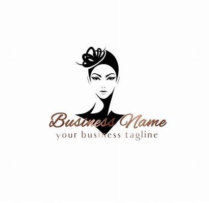 Boutique Salon Makeup Hairstylist Logos Stylist Similar