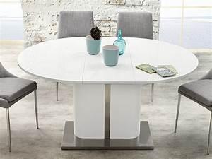 Runder Esstisch Weiß : essgruppe tischgruppe tisch ausziehbar oval 4x stuhl grau stoff pascal alia ebay ~ Orissabook.com Haus und Dekorationen