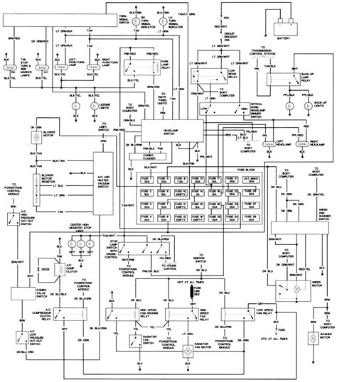 O2 Fuse Diagram by 2005 Chrysler Pacifica Heated O2 Sensor Wiring Diagram