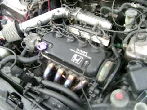 Craigslist Honda Civic Motor For Sale Youtube
