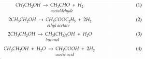 Solved  Acetaldehyde Is A Colorless Liquid With A Pungent